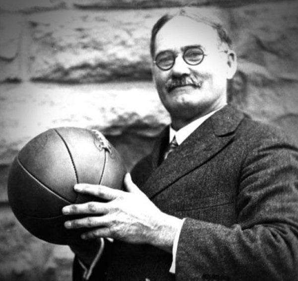James Naismith — изобретатель баскетбола