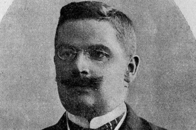 Георгий Дюперрон