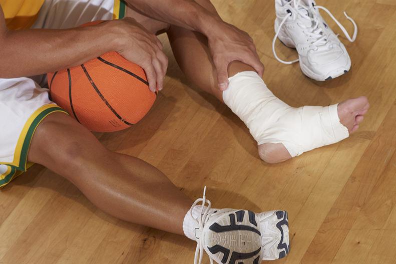 Правила безопасности в баскете