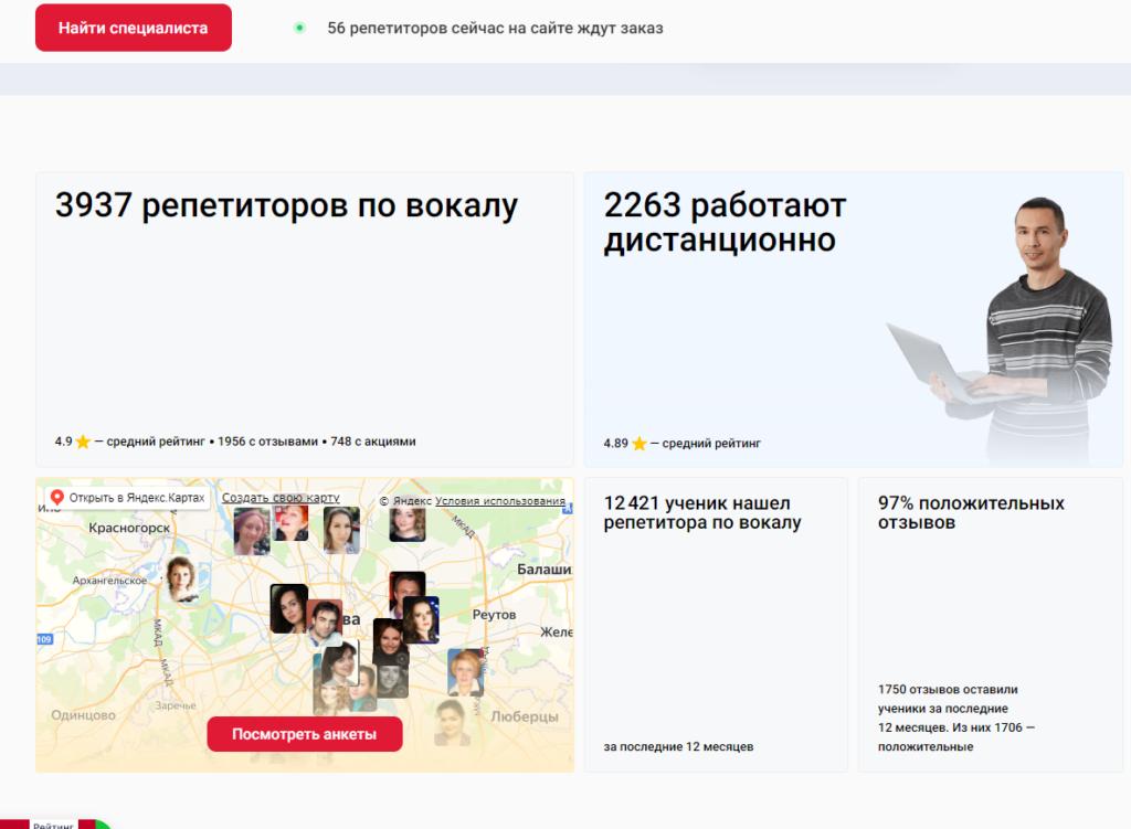 Профи ру - 4000 специалистов но кто из них нормальный